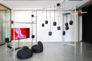 Installation View 2 – 4717, RCA Dyson Gallery, 2018